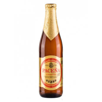 Pacena Bier - Pacena - Bière blonde de Bolivie 4.8%