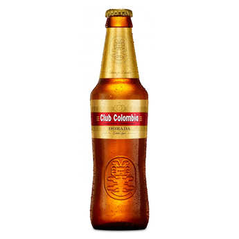 Club Colombia - Pacena - Beer from Colombia 4.7%