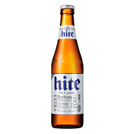 Hite Brewery Company - Hite - Lager Beer from Kore 4.3%