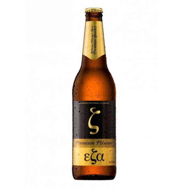 Eza Premium - Beer from Greece 5.2%