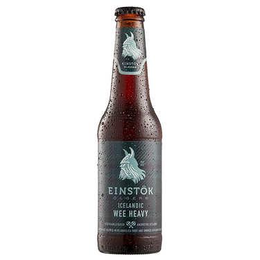 Einstök wee heavy - Bière ambrée d'Islande 8%