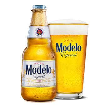 Modelo - Modelo Especial - Bière blonde du Mexique 4.5%