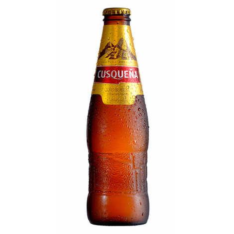 Cusquena - Cusquena Dorada Golden - Beer from Peru 4.8%