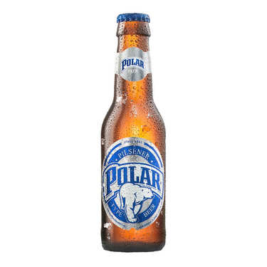 Polar - Beer from Venezuela 4.5%