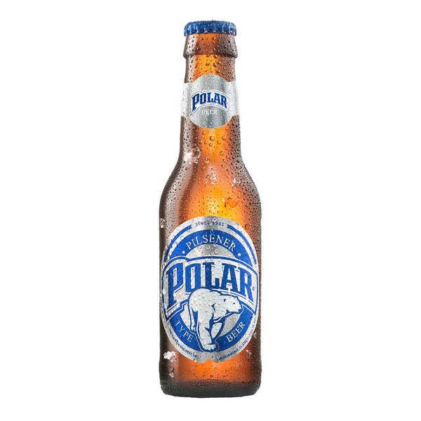 Polar - Bière blonde du Vénézuela 4.5%