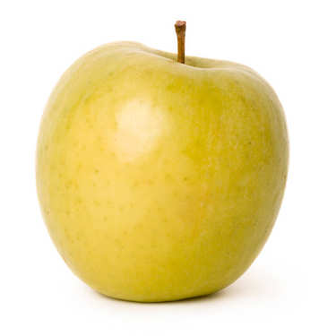 Organic Apples 'Golden' from France