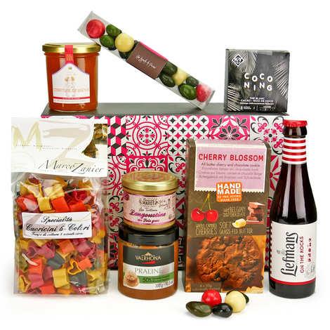 - Box découverte spéciale fête des mères (mai)
