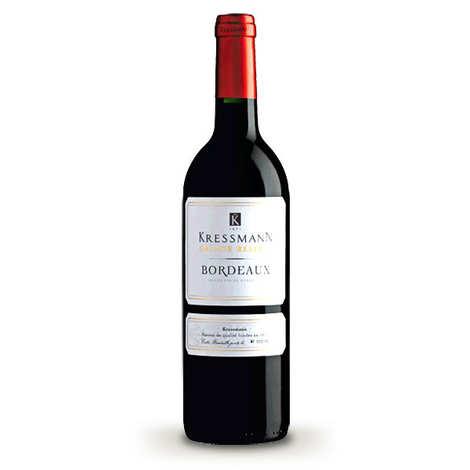 Kressmann - Bordeaux vin rouge AOC Grande Réserve - Kressmann