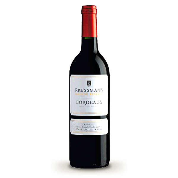Bordeaux rouge AOC Grande Réserve - Kressmann