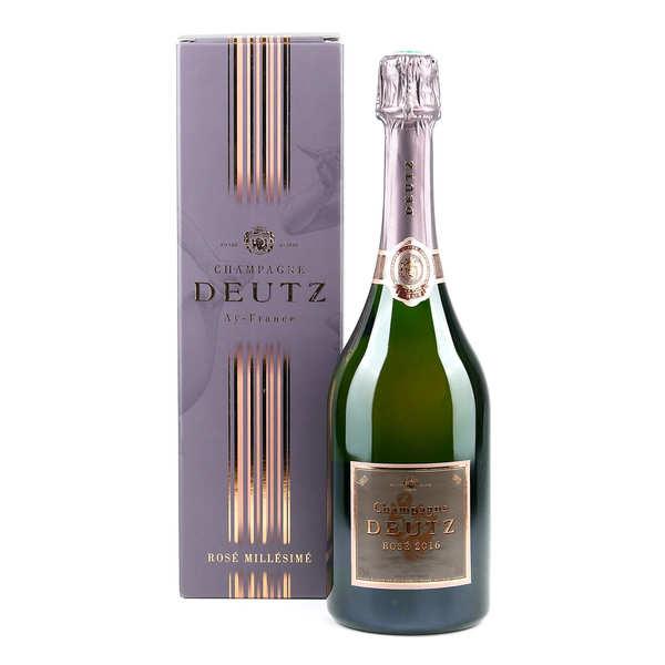Champagne Deutz Brut Rosé Millésimé