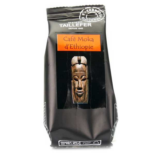 Ethiopian Moulding Moka Coffee