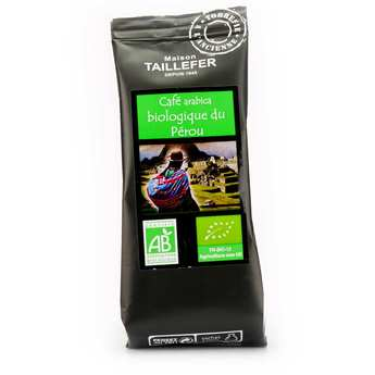 Maison Taillefer - Organic Perou Molding Arabica Coffee