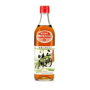 Sumiya-Bunjiro Shoten - Mirin bio - Vin doux de riz pour cuisson