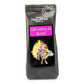Maison Taillefer - Café arabica moulu du Brésil