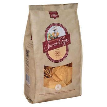 Socca Chips® - Socca Chips® - Chips de pois chiche