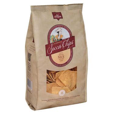Socca Chips® - Cheakpeas Crisps