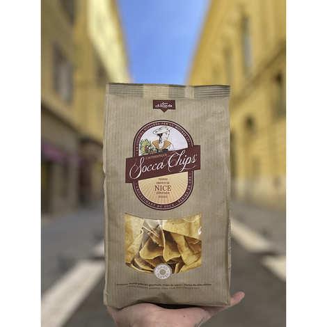 Socca Chips® - Socca Chips® - Cheakpeas Crisps