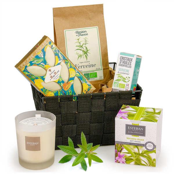 Sweet Verbena Gift Basket