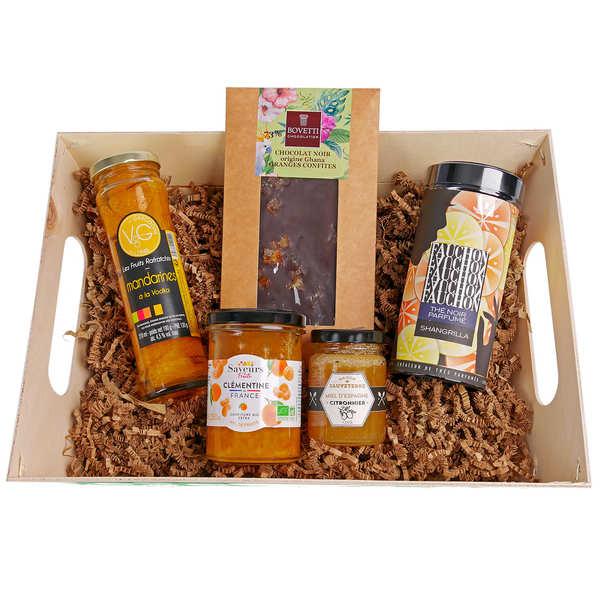 Delicious Citrus Gift Basket