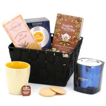 BienManger paniers garnis - Vanilla Gift Basket