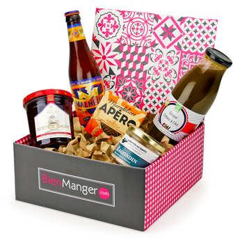 BienManger paniers garnis - Beloved Mother in Law Gift Basket
