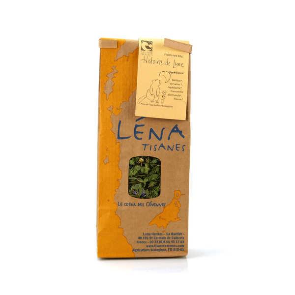 Organic 'Histoires de lune' Herbal Tea