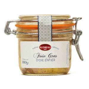 François Sudreau - Foie gras d'oie entier du Lot
