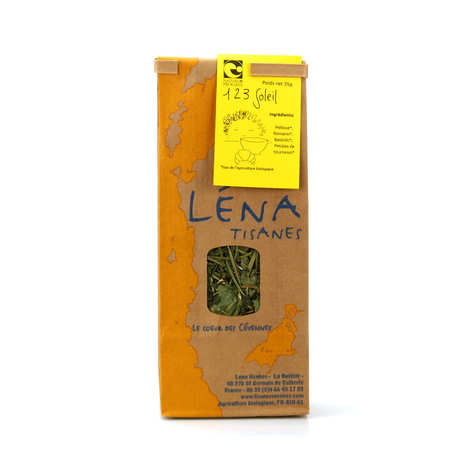 Léna Tisanes - Organic '123 soleil' Herbal Tea