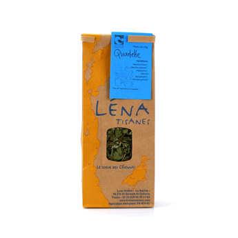 Léna Tisanes - Organic 'Quartette' Herbal Tea