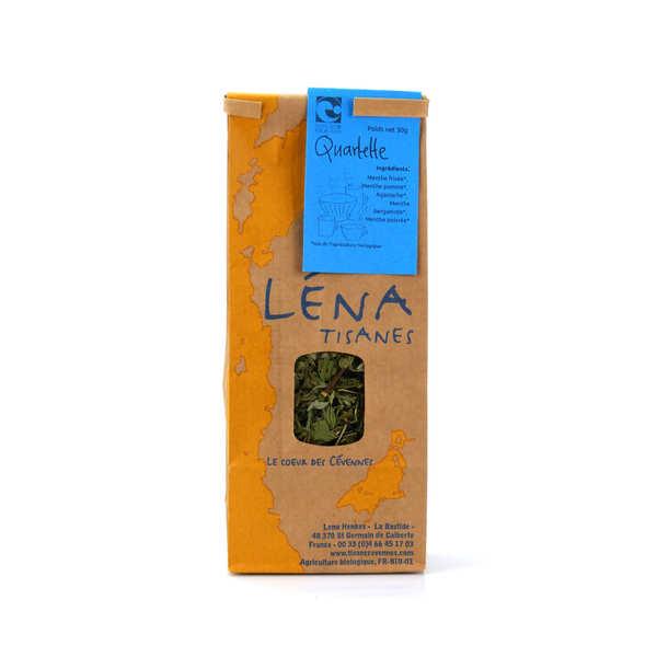 Organic 'Quartette' Herbal Tea