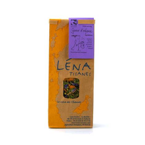 Léna Tisanes - Organic 'Saveur d'enfance' Herbal Tea
