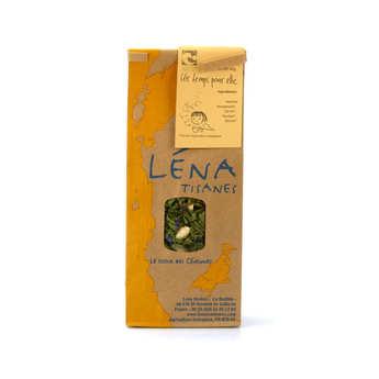 Léna Tisanes - Organic 'Un temps pour elle' Herbal Tea