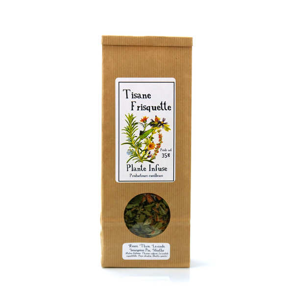 Organic 'Frisquette' Herbal Tea