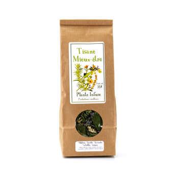 Plante Infuse - Organic 'Mieux-être' Herbal Tea