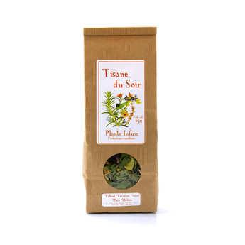 Plante Infuse - Organic 'Tisane du soir' - Herbal Tea