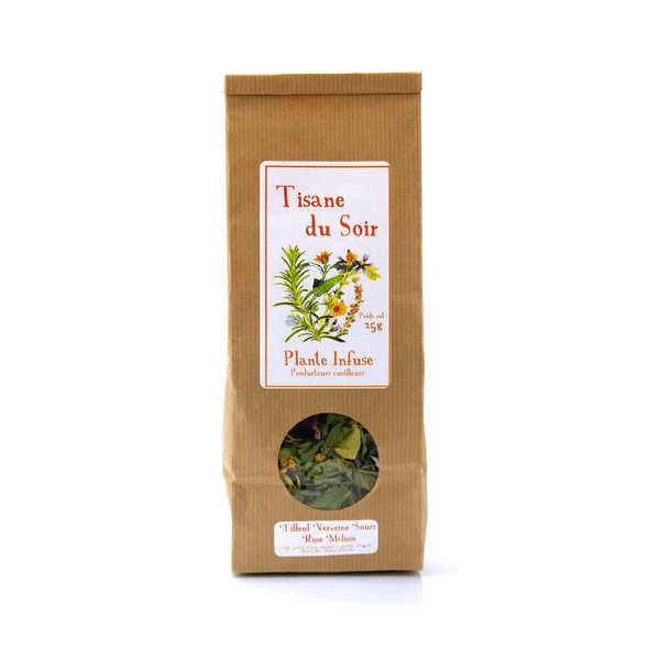 Organic 'Tisane du soir' - Herbal Tea