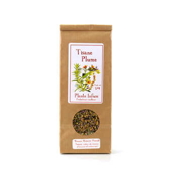 Plante Infuse - Organic 'Plume' - Herbal Tea