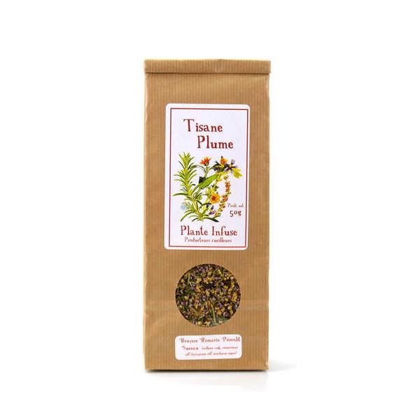 Organic 'Plume' - Herbal Tea