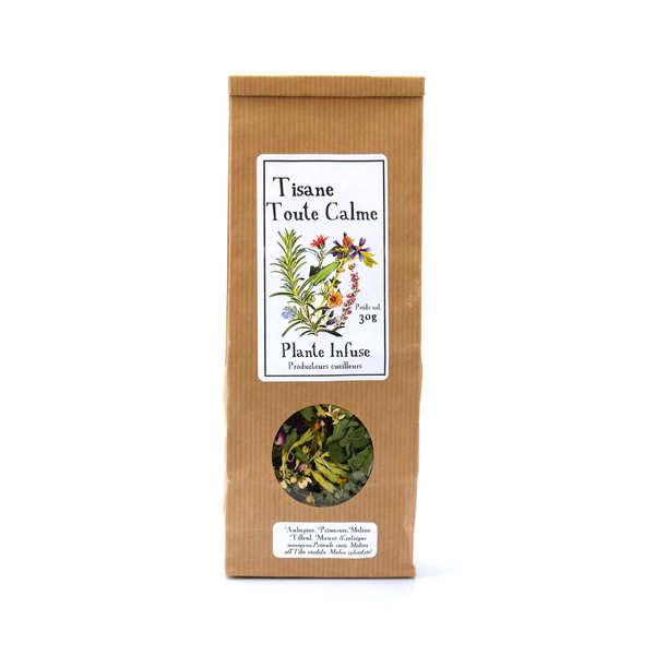 Organic 'Toute Calme' - Herbal Tea