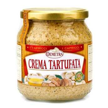 Demetra - Mushroom Cream with truffle