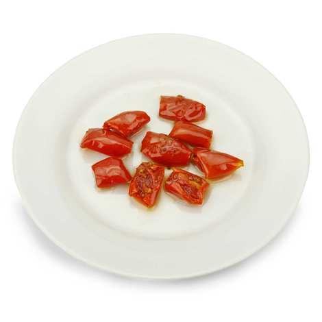 Demetra - Tomates cerises rouges semi confites à l'huile