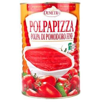 """Demetra - Pulpe de tomate fine """"Polpapizza"""""""