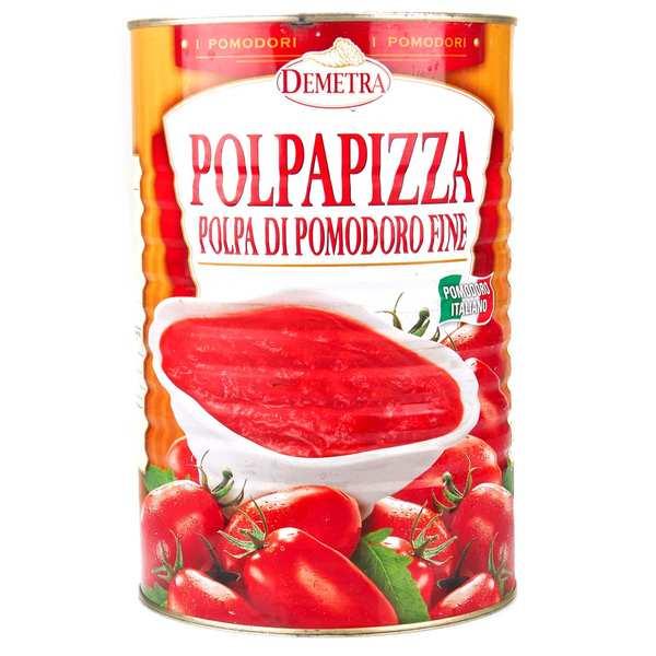 """Tomato Pulp """"Polpapizza"""""""