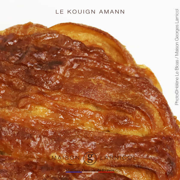 The French Kouign Amann from Douarnenez