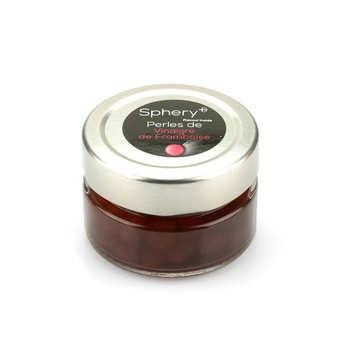 Sphery + - Wine Vinegar with Raspberry Pearls