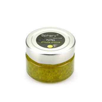 Sphery + - Olive Oil Pearls