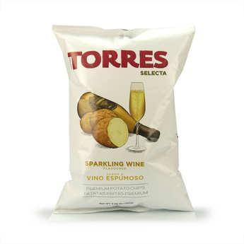 Patatas Torres - Chips gourmet au cava (vin mousseux) Patatas Torres