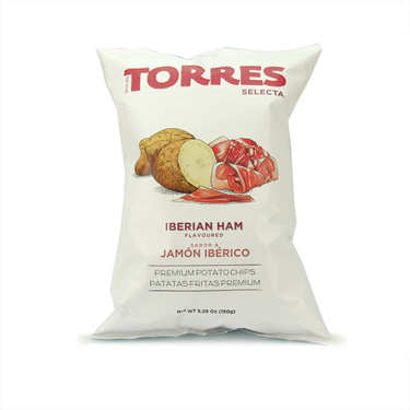 Gourmet Iberian Ham Crisps