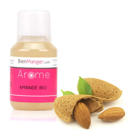BienManger aromes&colorants - Organic Almond Food Flavouring