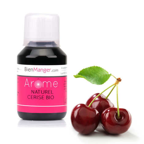 BienManger aromes&colorants - Organic Cherry Flavouring